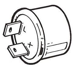 2 pin flasher unit