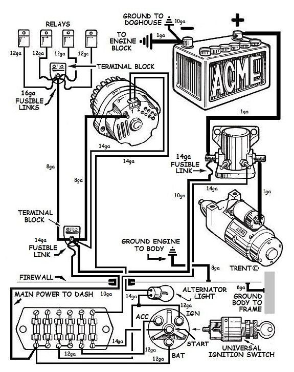 12 volt starter generator wiring diagram with 272159 73 Mf135 Perkins Diesel Ad3 on 2047402 Bridgeport Dropping 460v 230v further 3b Diesel Swap Alternator Wiring further 12v Source Confusion 16106 further Viewtopic likewise 8mmqj Gas Harley 82 Harley D3dx4 Gas Cart When Press.