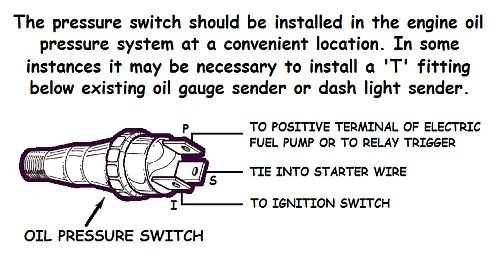 Electric Fuel Pump: How to Do It Right on well pressure tank plumbing diagram, water pump pressure switch diagram, oil pressure shut off switch, oil burner wiring diagram, oil pressure sending unit wiring, oil pressure sensor diagram, oil sending unit location isuzu trooper, oil pressure switch connector, oil pressure switch sensor, oil temperature sensor 2007 dodge charger, oil relay switch, 2 prong pressure switch diagram, oil pressure troubleshooting, oil pumps for thermoregulators, well pressure switch diagram, oil pump pressure gauge, oil pump wiring diagram, oil light wiring diagram, oil pressure sender switch schematic, oil heater wiring diagram,
